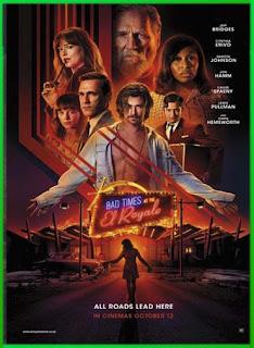 Malos momentos en el Hotel Royale (2018) | DVDRip Latino HD GoogleDrive 1 Link