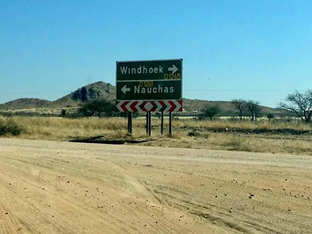 señal Windhoek Nauchas
