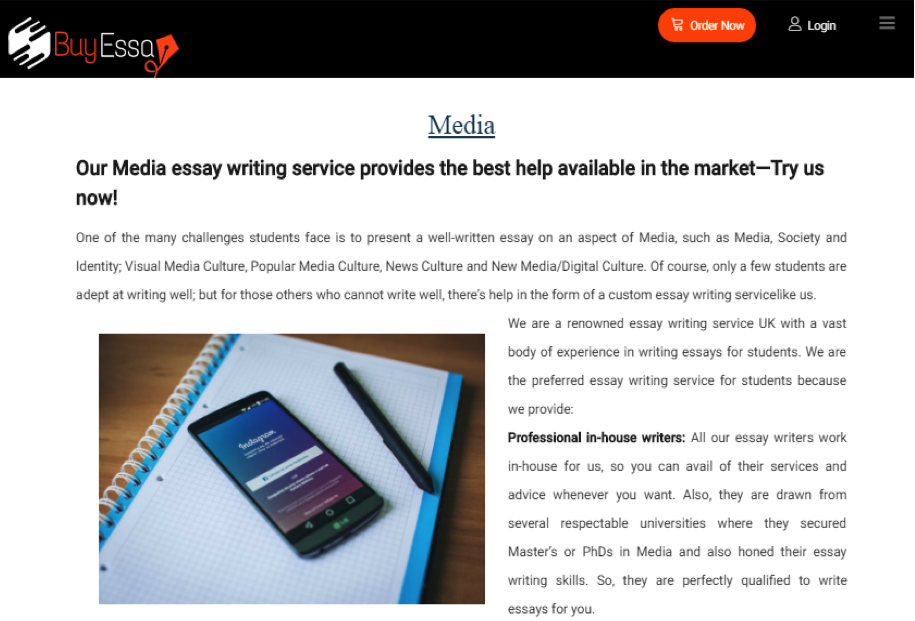Essay writer review reliable
