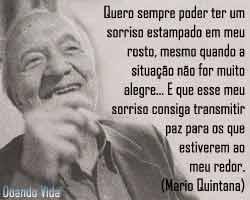 Poemas para vida, Mario Quintana