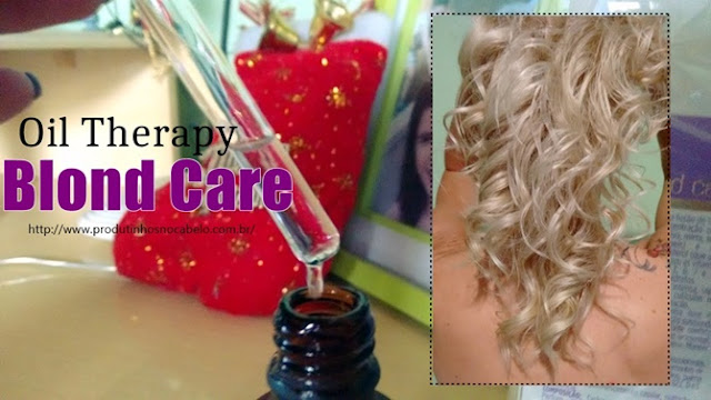 Oil Therapy Blond Care
