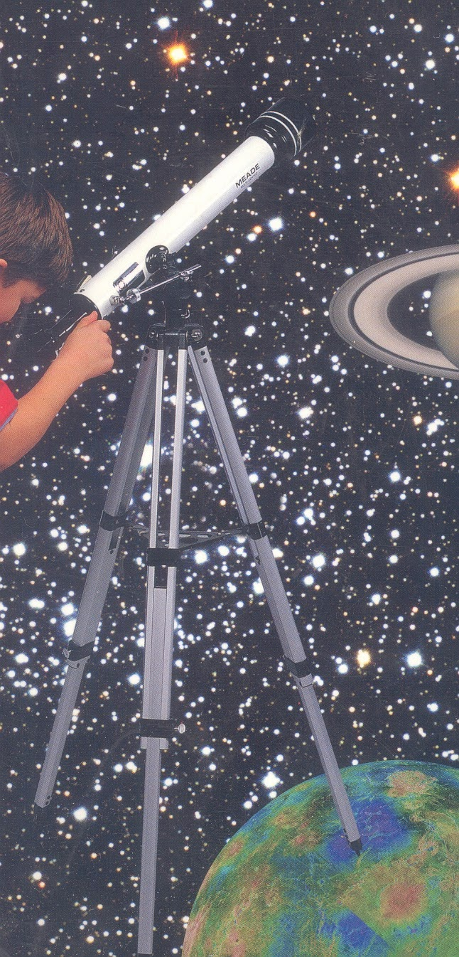 How the telescope opened the universe essay