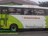 Harga Tiket Lebaran 2019 Bus New Shantika
