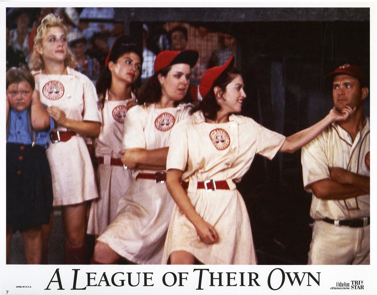 » A League of Their Own (1992)