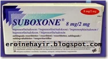 suboxone nedir
