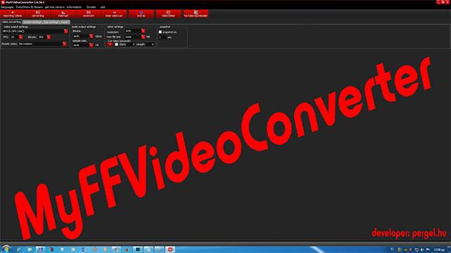 Τα καλύτερα νέα δωρεάν προγράμματα αντιγραφής dvd-Ffvideoconverter