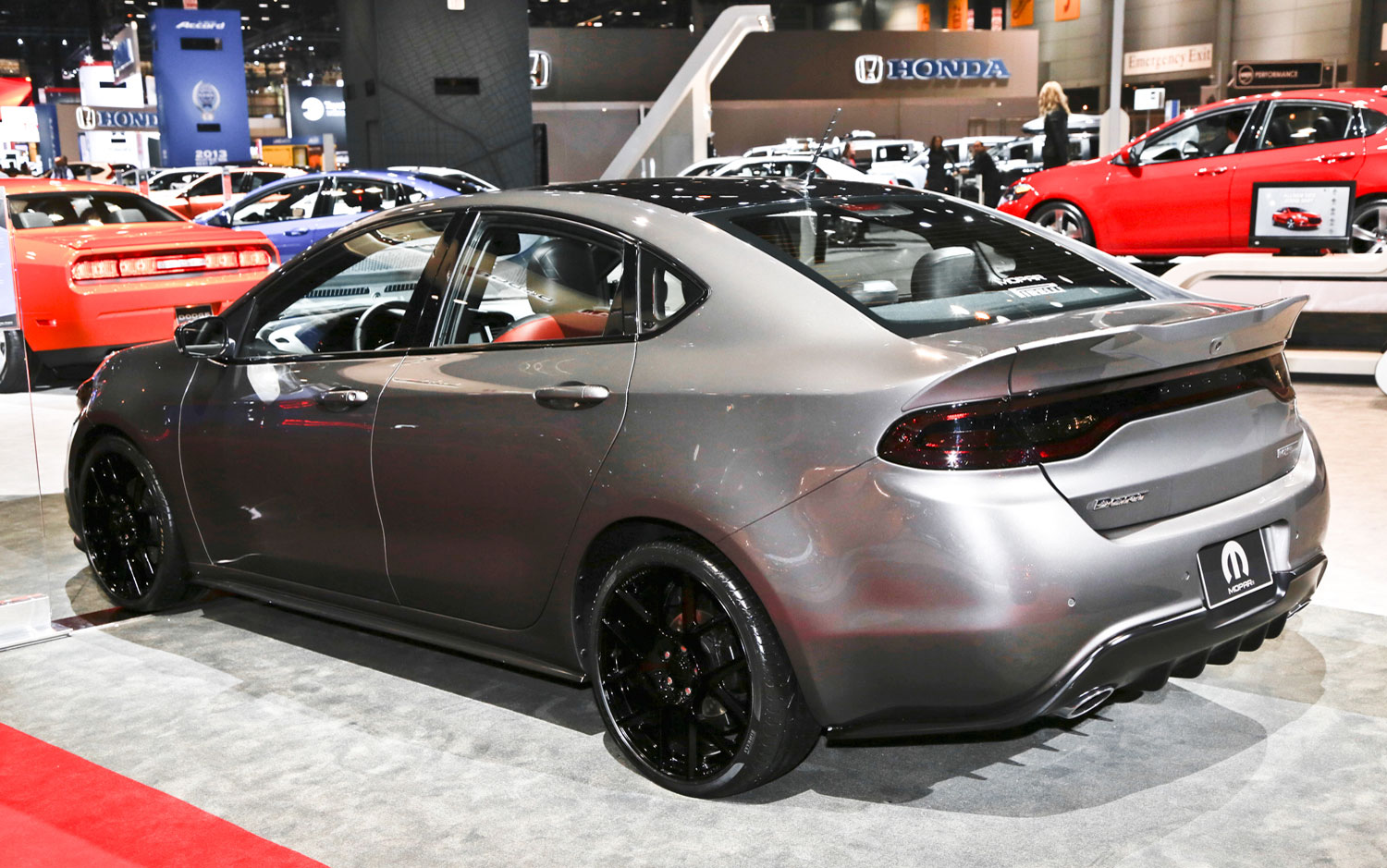 Cars Model 2013 2014 Dodge Dart To Blow Into Windy City