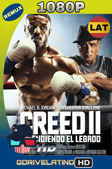 Creed II: Defendiendo el Legado (2018) BDRemux 1080p Latino-Ingles MKV
