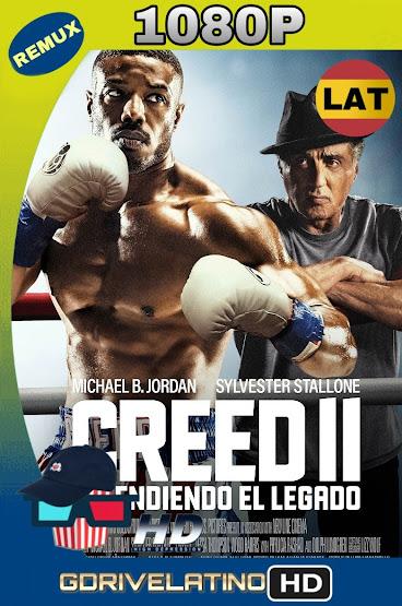 Creed II: Defendiendo el Legado (2018) BDRemux 1080p Latino-Ingles MKV