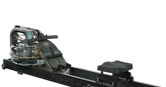 First Degree Fitness Apollo Pro II Black Reserve AR Water Rower Rowing Machine, Review