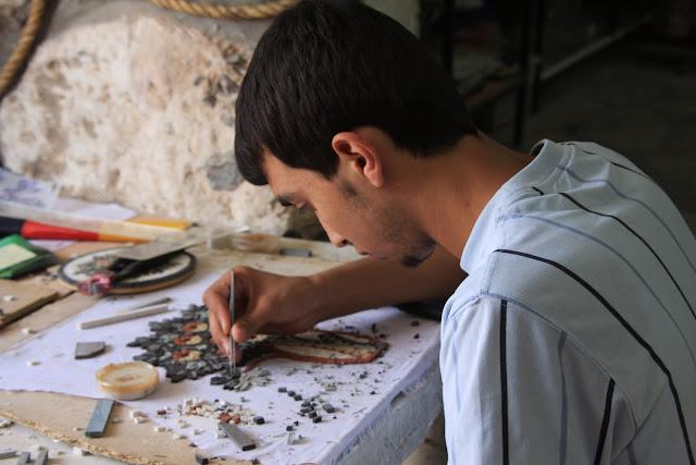 Visitar MADABA e explorar os mosaicos maravilhosos | Jordânia