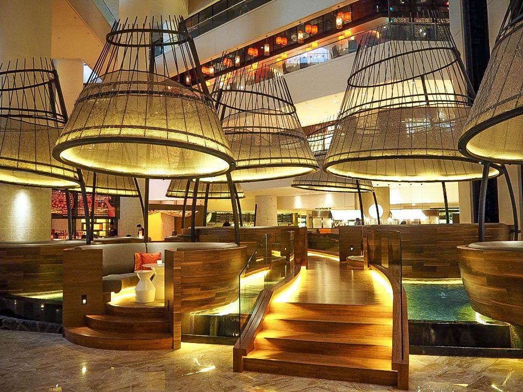 pan pacific hotel singapore lobby