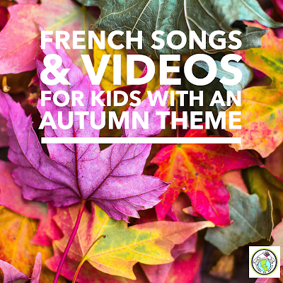 French Songs & Videos for Kids with an Autumn Theme