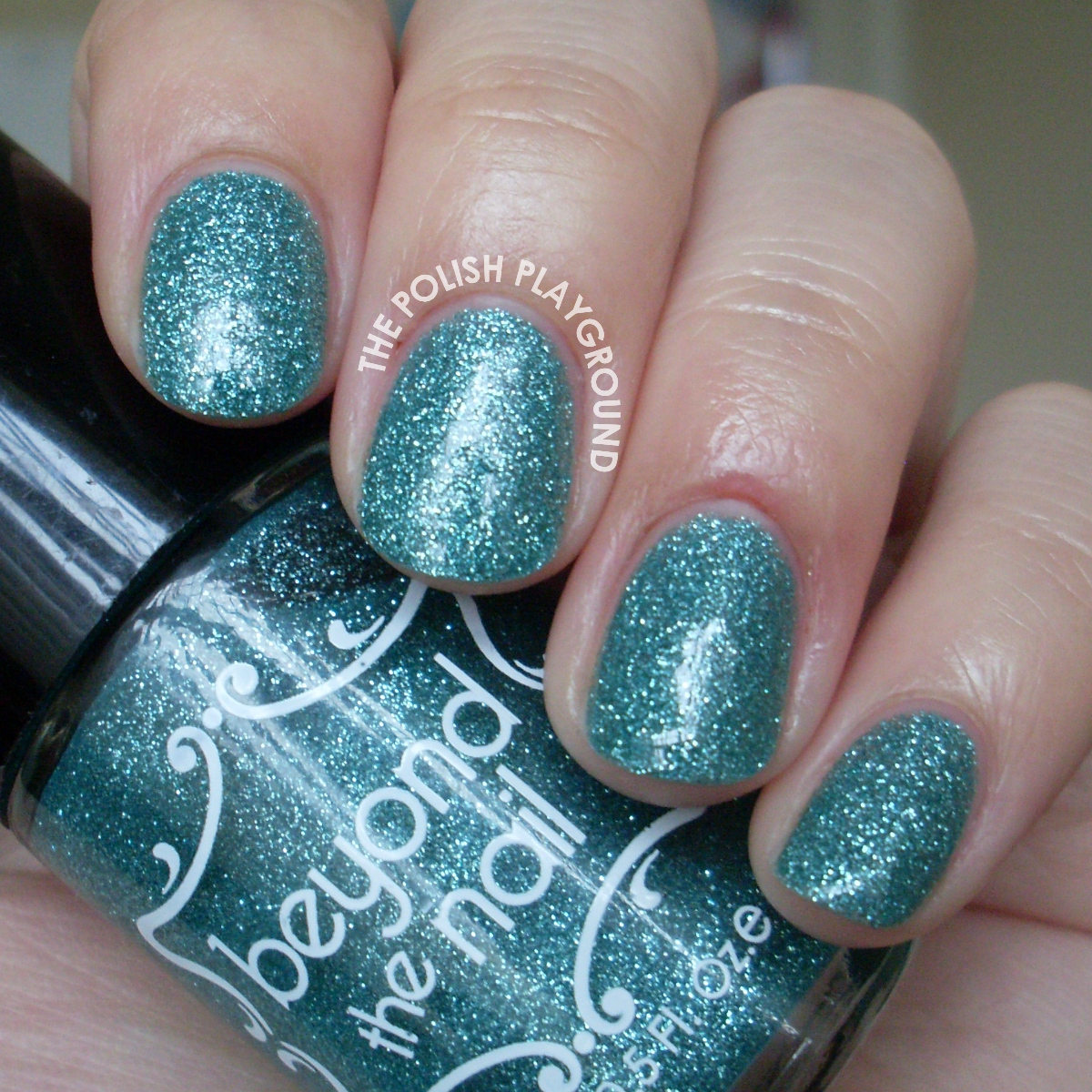 Beyond the Nail Mint Microglitter