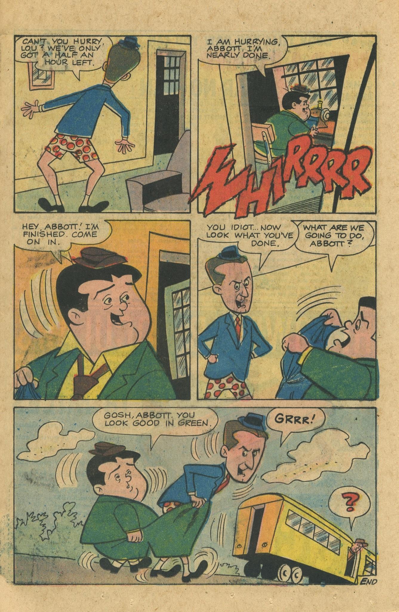 Abbott & Costello issue 13 - Page 13