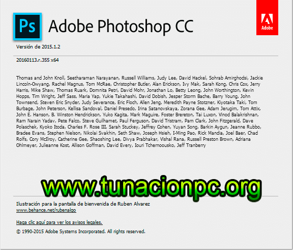 Adobe Photoshop CC 2015 para windows