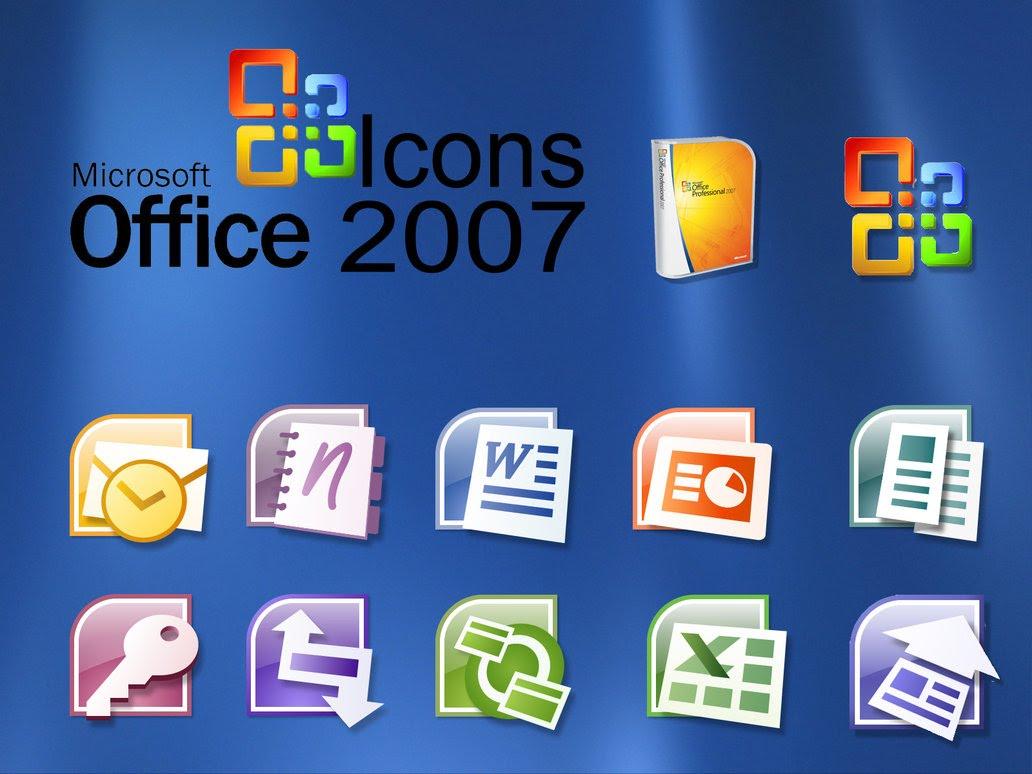 تحميل برنامج مايكروسوفت اوفيس 2007 عربي مفعل بشكل كامل مجانا