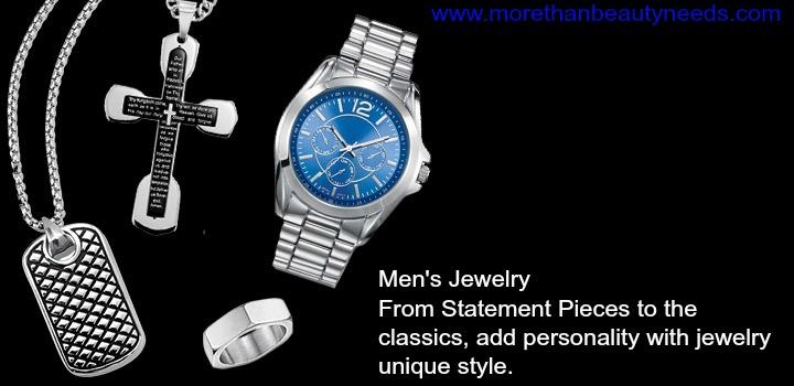 #Shop Avon Men's Jewelry