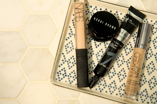 Concealers for Dark Under-Eye Circles