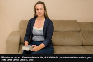 Mulher vence na Justiça batalha para recuperar bens doados à Igreja Universal: 'Lavagem cerebral'