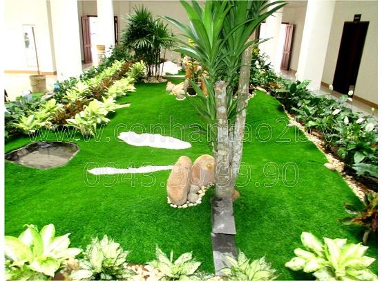 2B 4 Tư vấn thiết kế và thi công tường cây xanh đẹp đẳng cấp
