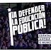 Proyecto de ley Universidades Estales; una bofetada a la autonomia universitaria, financiamiento y condiciones la borales.