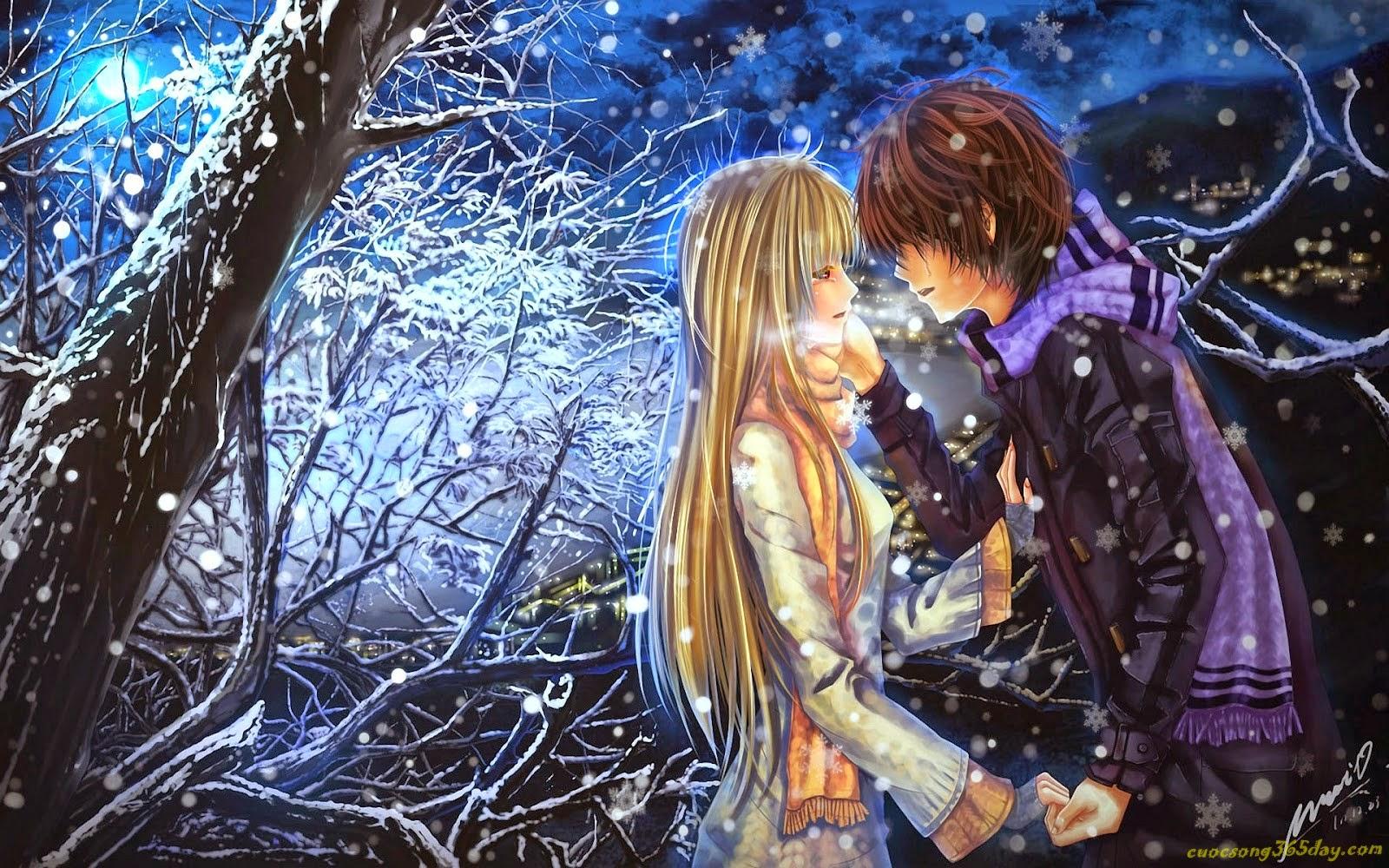 146 Love Couple Pic Images Wallpaper Pictures Hd 1080p: Hình Nền Tình Yêu Hoạt Hình Lãng Mạn