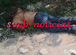 Ejecutan a hombre en Tlapacoyan Veracruz