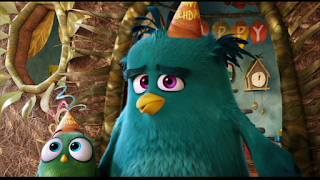 The Angry Birds (2016) DVD cap 4