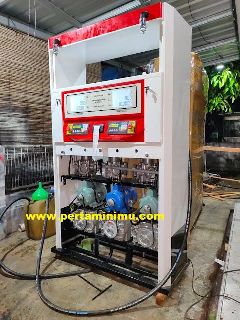 Mesin pom mini gear pump