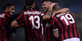 AC Milan vs Lazio Live Streaming online Today 28.1.2018 Italy Serie A