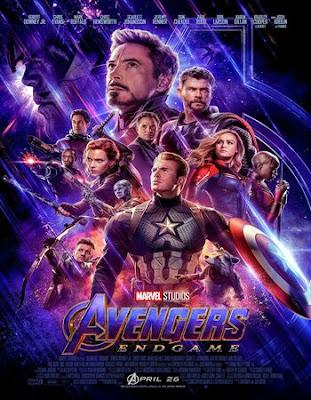 Avengers Endgame 2019 Dual Audio [Hindi-English] 720p HDRip 1.1GB