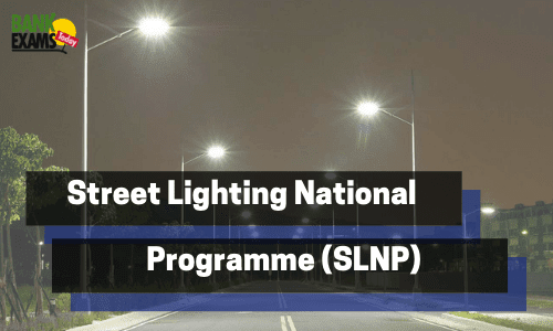 Street Lighting National Programme (SLNP): Highlights