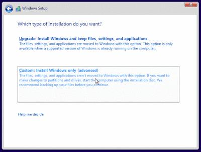 Panduan Instal Windows 10 Terbaru
