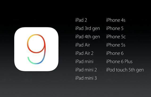 iOS 9 İle Yepyeni Özellikler 8