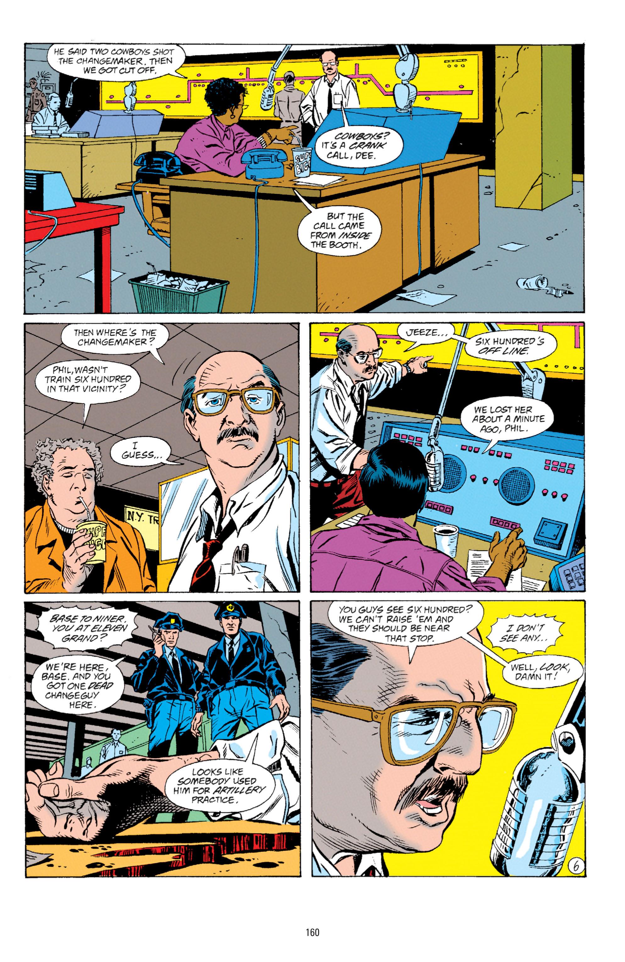 Detective Comics (1937) 669 Page 5
