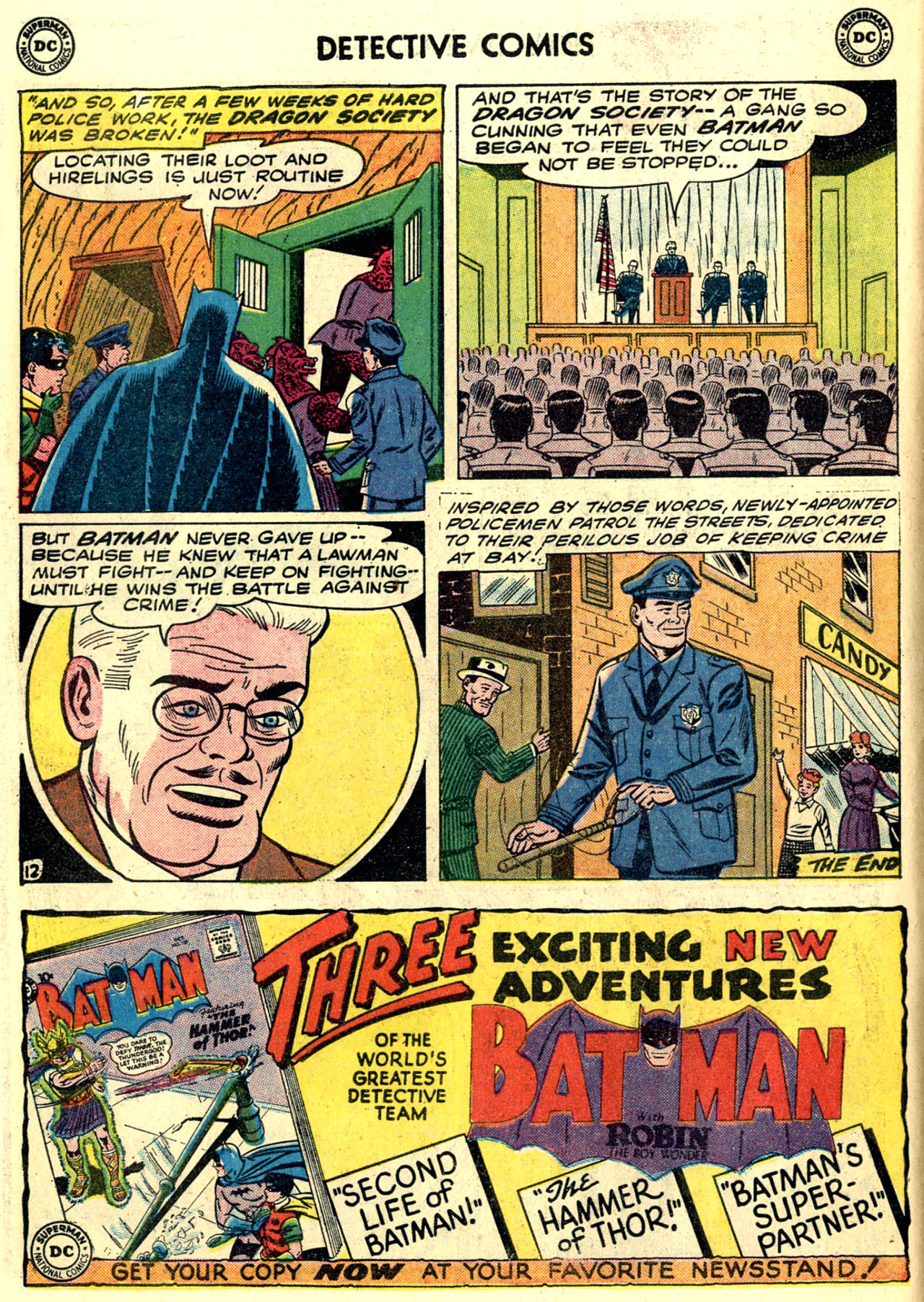 Read online Detective Comics (1937) comic -  Issue #273 - 14