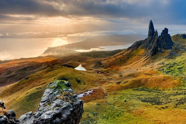 landscape,mountain, scotland