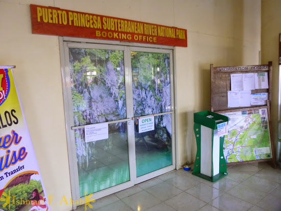 Puerto Princesa Underground River Booking Office