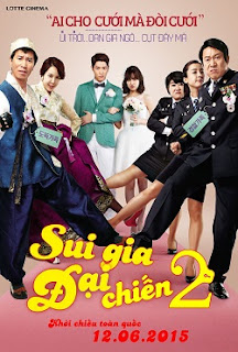 Xem Phim Sui Gia Đại Chiến 2 - Enemies In Law