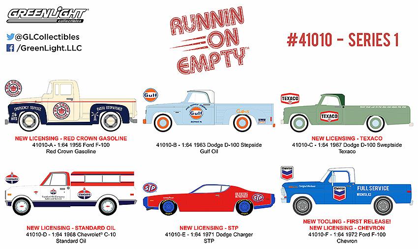 Runnin on empty series dari greenlight