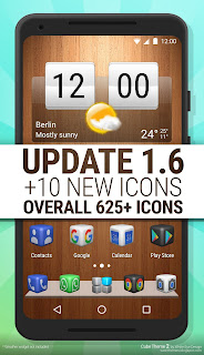 Cube Theme 2 Icon Pack - Update 1.6 Image