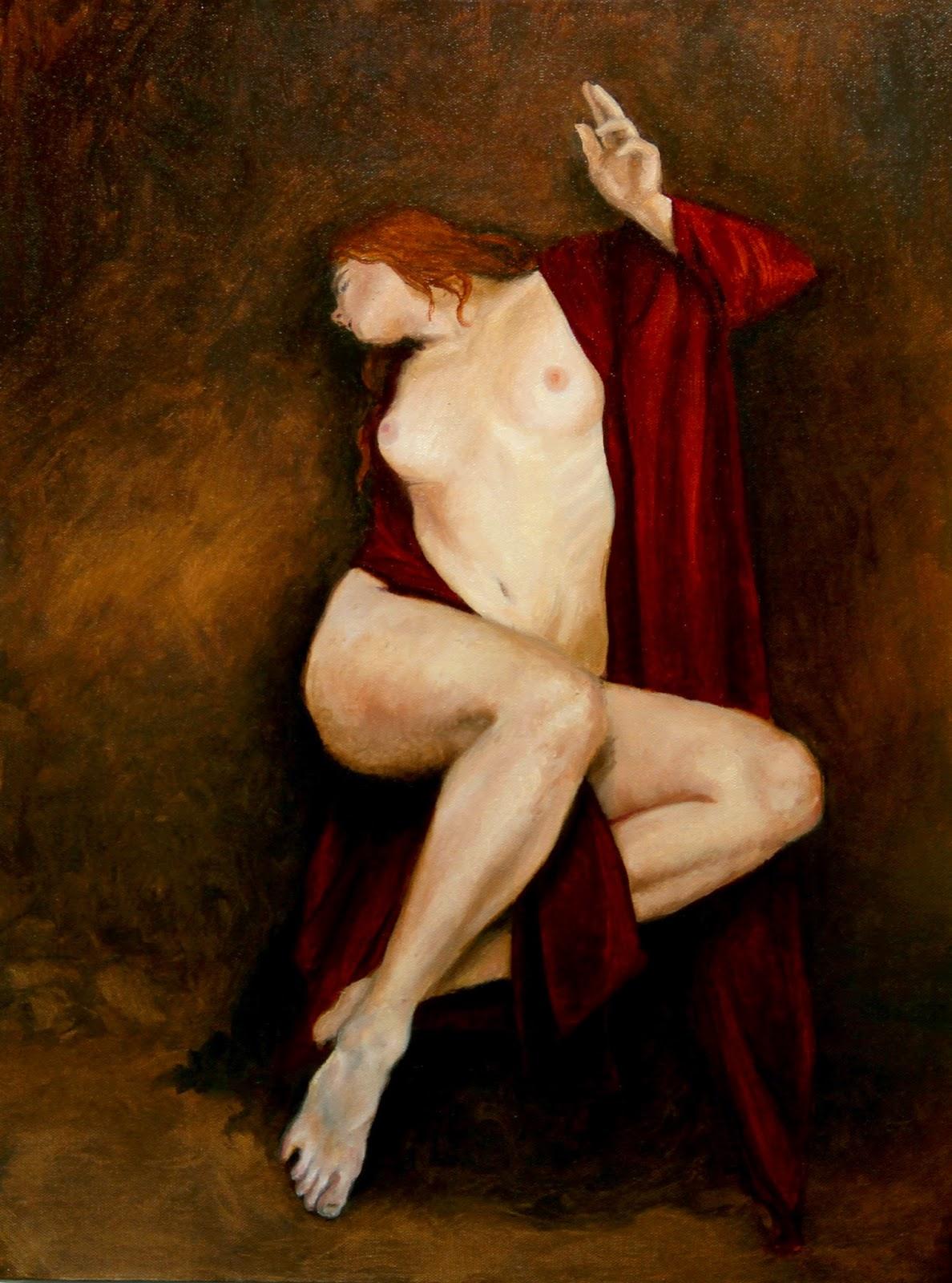 Delphi by Elise Mesnard