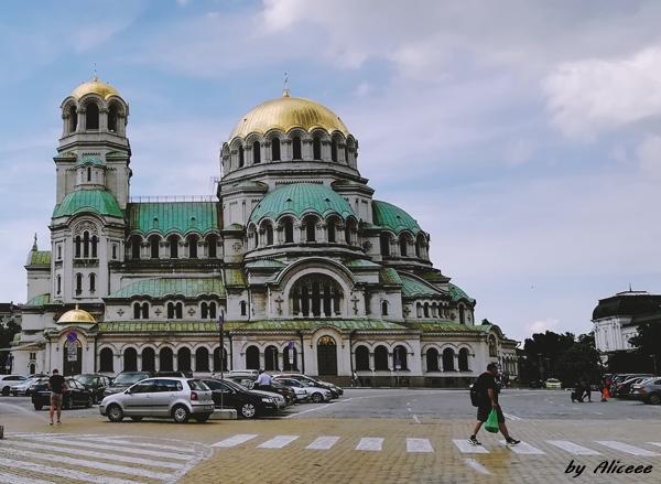 Chatedral-Alexander Nevski-Sofia-Bulgaria