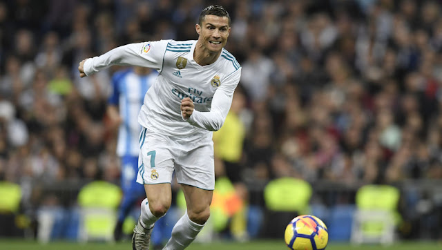 Cristiano Ronaldo PSG Mercato
