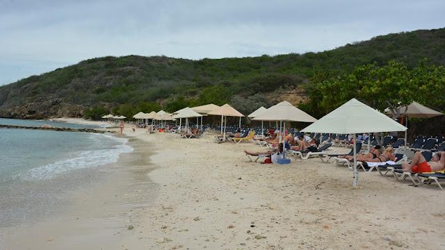 Playa Portomari Curacao beach