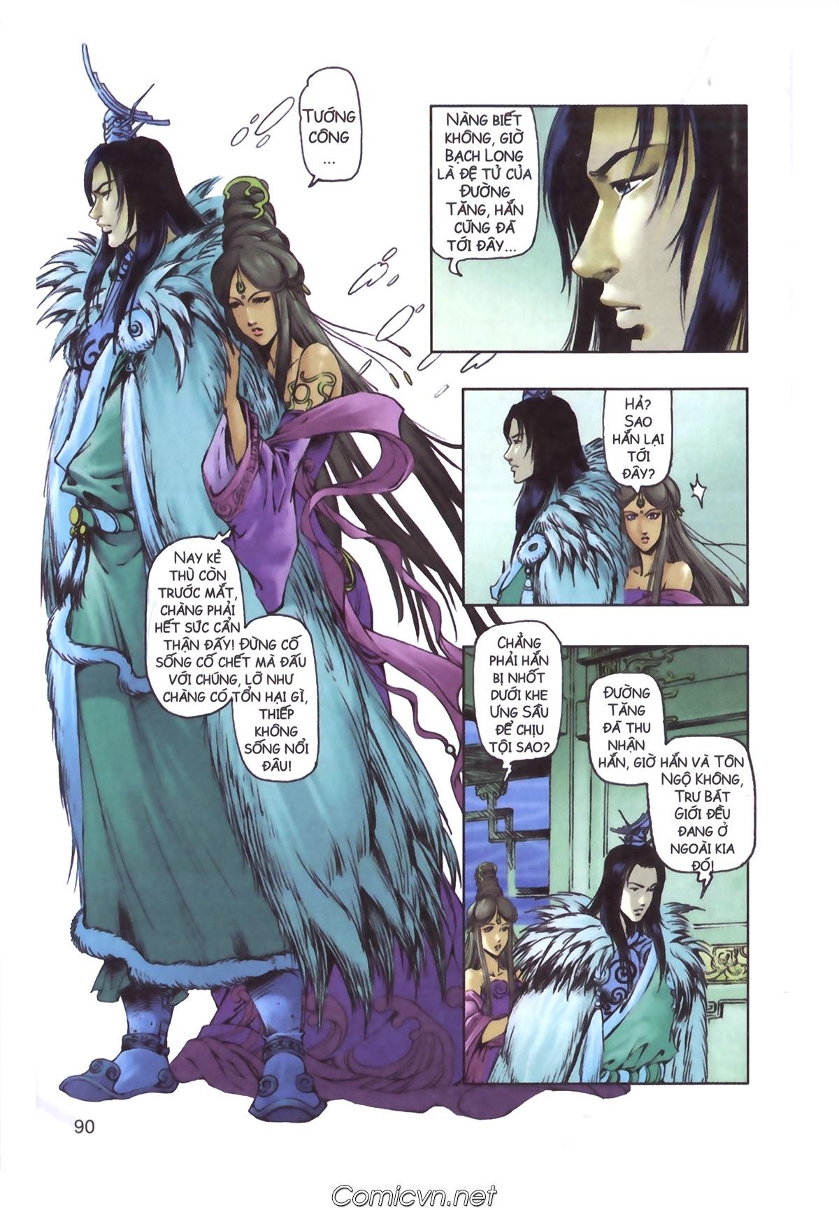 Tây Du Ký màu - Chapter 112 - Pic 11