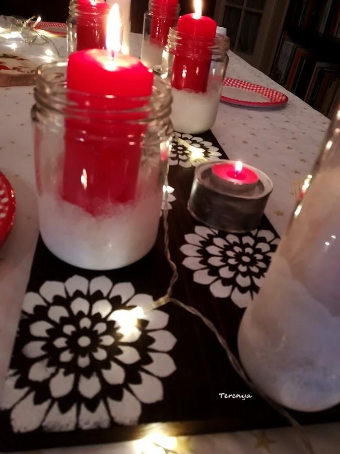 como-hacer-centro-mesa-navidad-reciclando