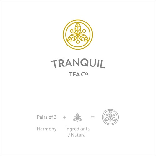 Logo Example - Tranquil Tea