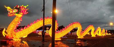 china lights at the fairgrounds nashville